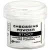Sticky Embossing Powder