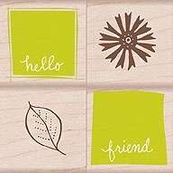 Hello and Friend (Design Accents)