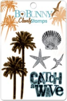 Paradise - Clear Stamps