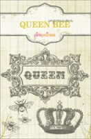 Queen Bee - Clear Stamps