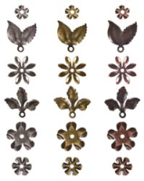 Tim Holtz - Metal Foliage