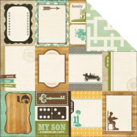 Papier This & That Charming - Journaling Cards