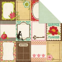 Papier This & That Graceful - Journaling Cards