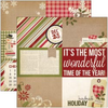 "Handmade Holiday - 4""x6"" Journaling Cards #2"
