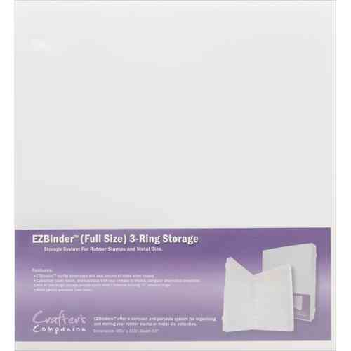 EZ Binder 3-Ring Storage - Full Size