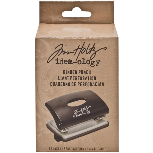Tim Holtz Binder Punch