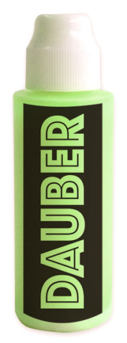 Hero Arts Ink Dauber Lime Green
