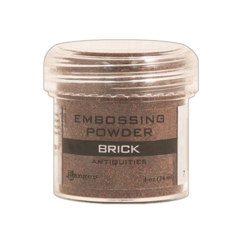 Embossingpulver Brick