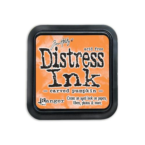 Tim Holtz Distress Stempelkissen - Carved Pumpkin