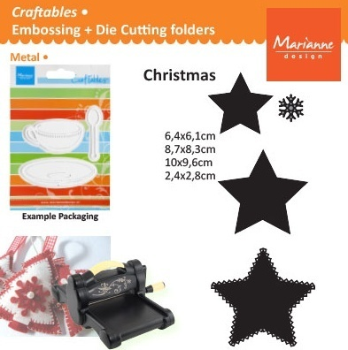 Creatables - Star Shapes