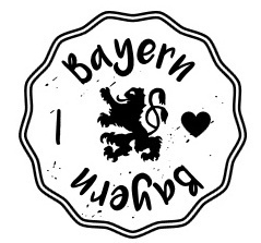 Woodies - I Love Bayern (Löwe)