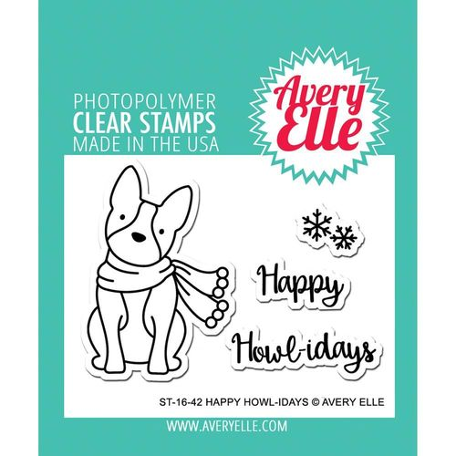 Clear - Happy Howlidays