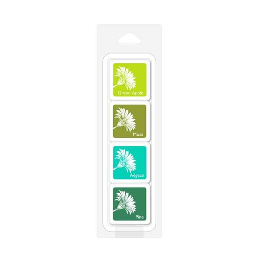 Rain Forest Bold Ink Cube Pack