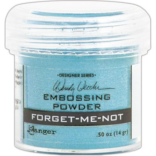 Embossingpulver Forget-Me-Not