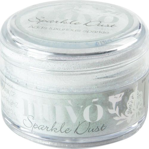Nuvo Sparkle Dust - Snow Glow