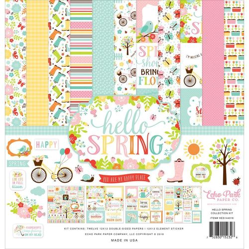 Hello Spring Collection Kit