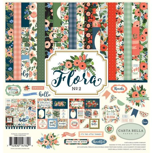 Flora No. 2 Collection Kit