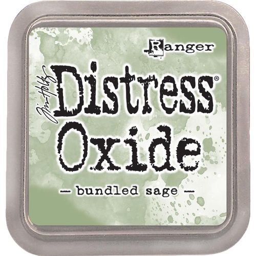 Tim Holtz Distress Oxide Pad - Bundled Sage