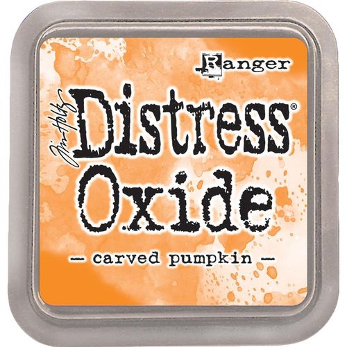 Tim Holtz Distress Oxide Pad - Carved Pumpkin