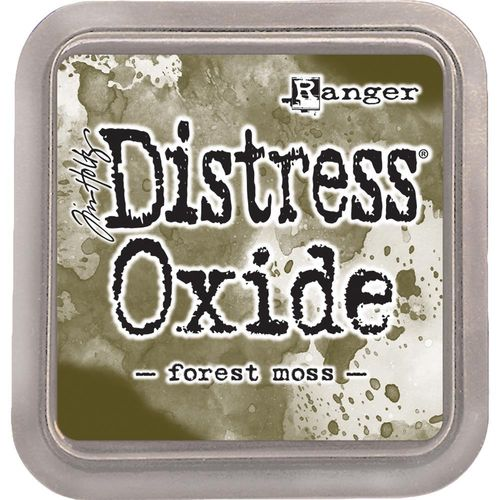 Tim Holtz Distress Oxide Pad - Forest Moss