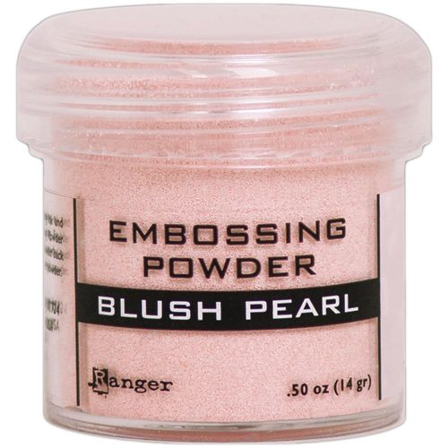 Embossingpulver Blush Pearl