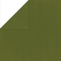Textured Cardstock Double Dot - Olive