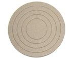 Circle Frames Narrow Chipboard