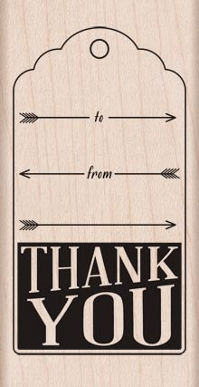 Thank You with Arrows