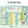 "New Bundle of Joy - Baby Boy  Pad 6""X6"""