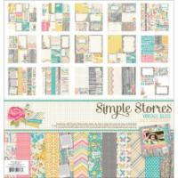 "Vintage Bliss Collection Kit 12""X12"""