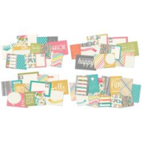 Vintage Bliss Sn@p! Double-Sided Cards 32/Pad