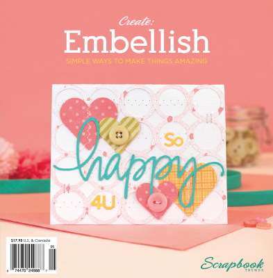 Embellishment Idea Book 2013