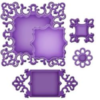 Shapeabilities  - Ornate Squares