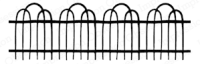 Cling - Cottage Fence