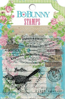 Prairie Chic Clear Stamps