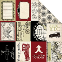 Papier Well Traveled - Travel Cards