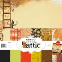 "In The Attic Paper Pack 12""x12"""