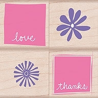 Love and Thanks (Design Accents)
