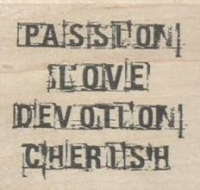 Passion Love Devotion
