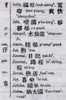 Cantonese Dictionnary