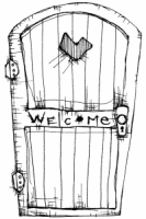 Welcome Door