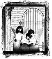 Angels and Wrought Iron