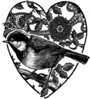 Bird in Heart (left)