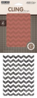 Cling - Chevron Background