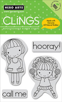 Cling - Happy Girls