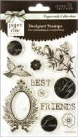 Clear Set - Paper Chic Friends