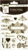 Clear Set - Paper Chic Romance