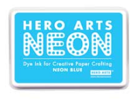Hero Arts Neon Ink - Blue