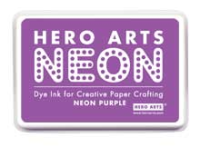 Hero Arts Neon Ink - Purple