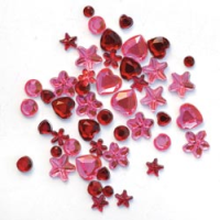 Jewels Real Red